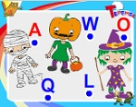 "The game ""Halloween"""